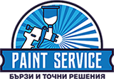 Paint service ltd Logo